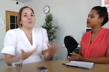 """Maria Victoria Guerrero nos habla del evento """"Lo que el cuerpo calla"""""""