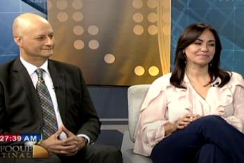 Diego Sosa y Susana Morún: El hombre detrás de los números